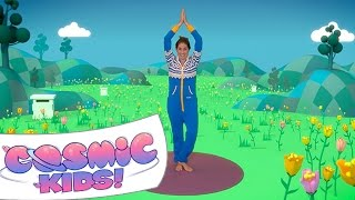 Enzo The Bee | A Cosmic Kids Yoga Adventure!