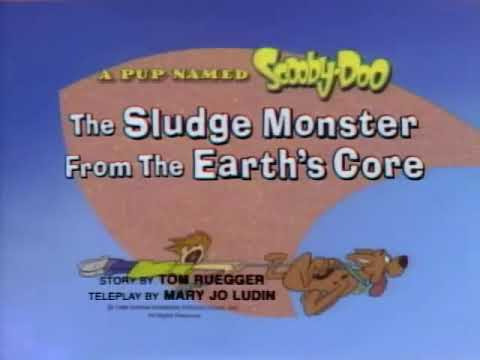 A pup named scooby doo: The Sludge Monsters From The Earth's Core Preview