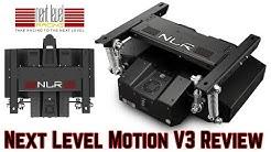 [1/2] Next Level Racing Motion Platform V3 im Test - Simracing auf neuer Stufe