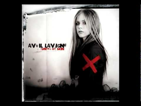 Avril Lavigne - He Wasn't - Under My Skin