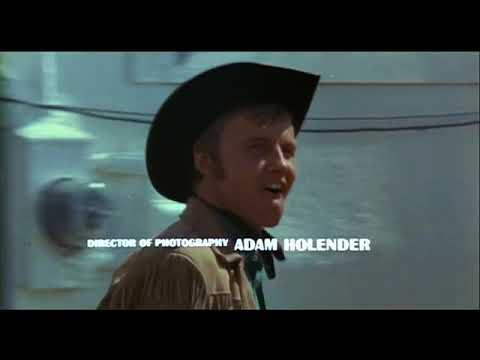 Midnight Cowboy, by John Schlesinger (1969) - Opening scene