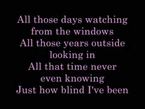 I See The Light Lyrics