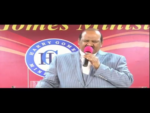 Harry Gomes Sunday Service Coimbatore (Date 17-09-2017)