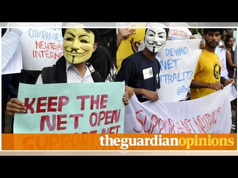 Time to release the internet from the free market – and make it a basic right