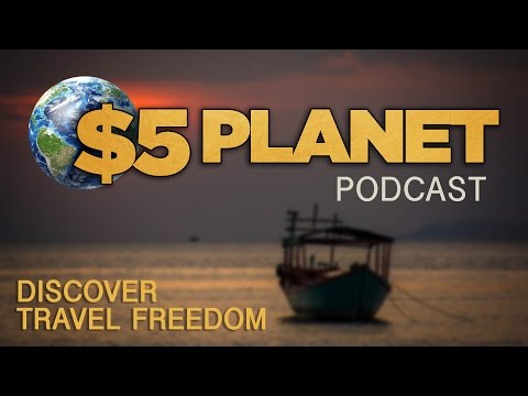 How to get paid to travel - 5 Dollar Planet travel podcast