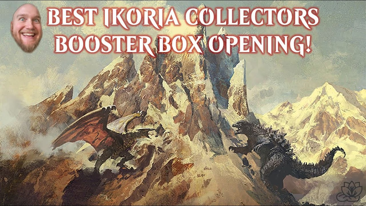 Best Ikoria Collectors Box EVER!