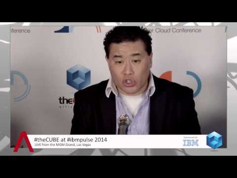 """R """"Ray"""" Wang, Constellation Research - IBM Pulse 2014 #IBMPulse #theCUBE"""