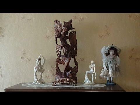 БАЛИ. ПОКУПКИ. Кофе Лювак. Большие статуэтки для дома. Изделия из питона, крокодила и бисера.