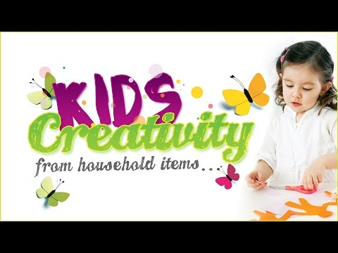 Origami For Kids | Origami Project Ideas | Origami Easy For Children | Origami Video Tutorials