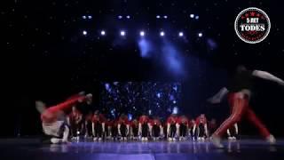 Акробатика/Трикинг в TODES NSK