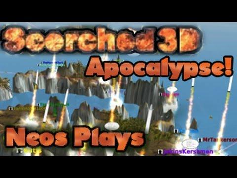 Apocalypse! Scorched 3D Part 2   Neos Plays