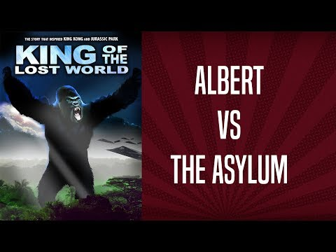 Albert vs the Asylum | King of the Lost World (2005)
