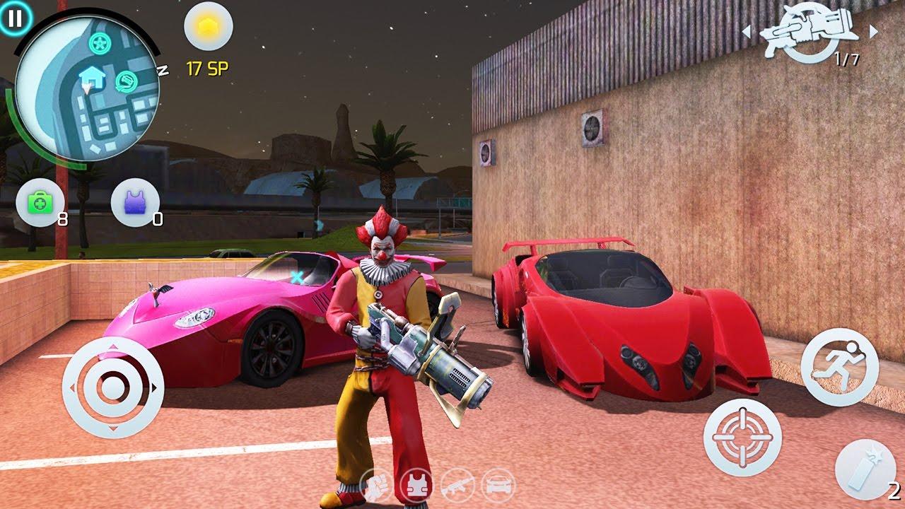 gangstar vegas most wanted man 15 clown loves these