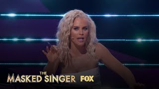 Jenny Proposes Turtle Could Be Chris Evans | Season 3 Ep. 10 | THE MASKED SINGER