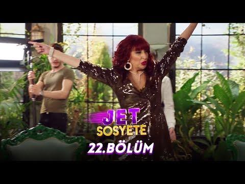 Jet Sosyete 2.Sezon 7. Bölüm (Tek Parça Full HD)