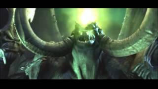 История Warcraft Возвращение Пылающего Легиона