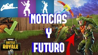FORTNITE !!! NEWS NEWS AND FUTURE OF FORTNITE !!! NEW SKINS AND NEW FORTNITE MODES !!!