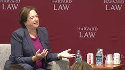 A Conversation with Supreme Court Justice Elena Kagan