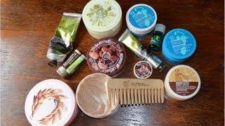 Mon avis sur des produits The Body Shop... des déceptions et des satisfactions