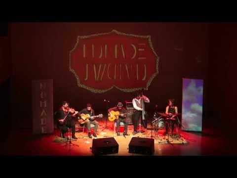 Nomade - Tears @ Django Festival Colombia (Gypsy Jazz)