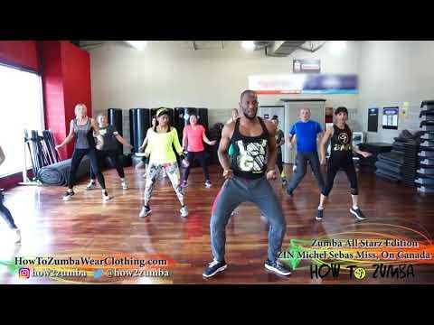 Kukere  Iyanya African,  Zumba® Fitness Choreography @How2Zumba