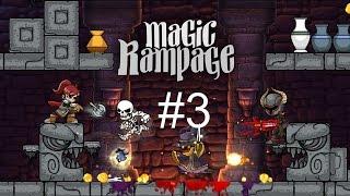 Magic Rampage Capítulo 2 fase 11 à 15