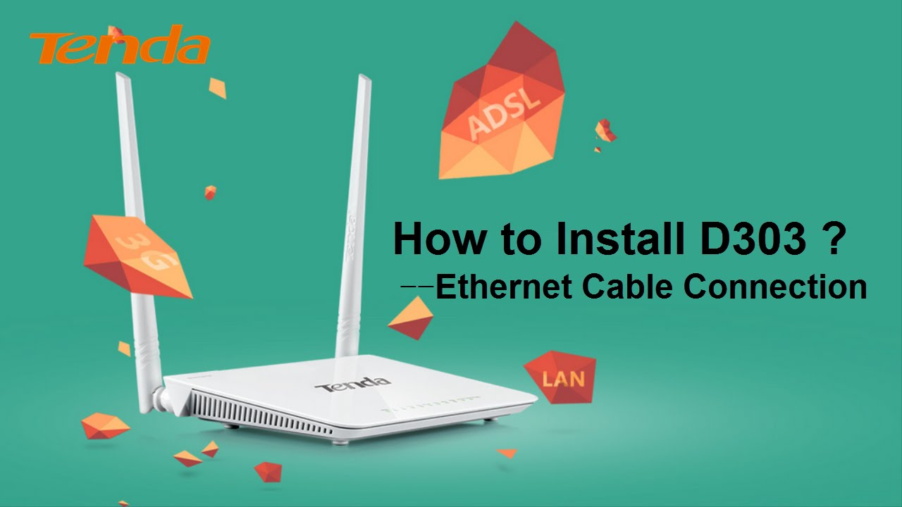 ethernet cable connection youtube [ 1280 x 720 Pixel ]