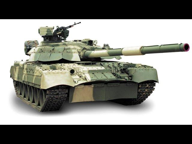 Демонстрация модели Т-80УД - Звезда 1:35