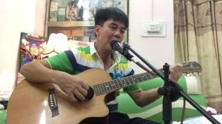 Đệm hát guitar Tình ca - Hoàng Việt. Cover Xuân Mạnh