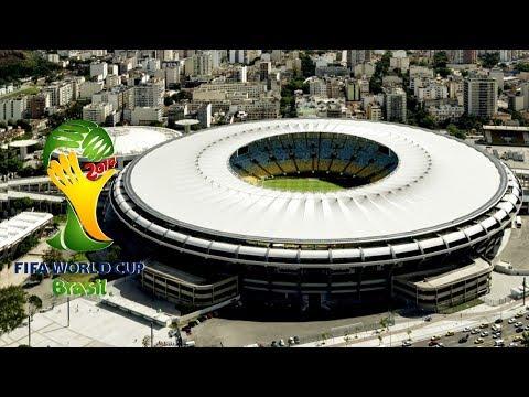 FIFA World Cup 2014 Brazil Stadiums