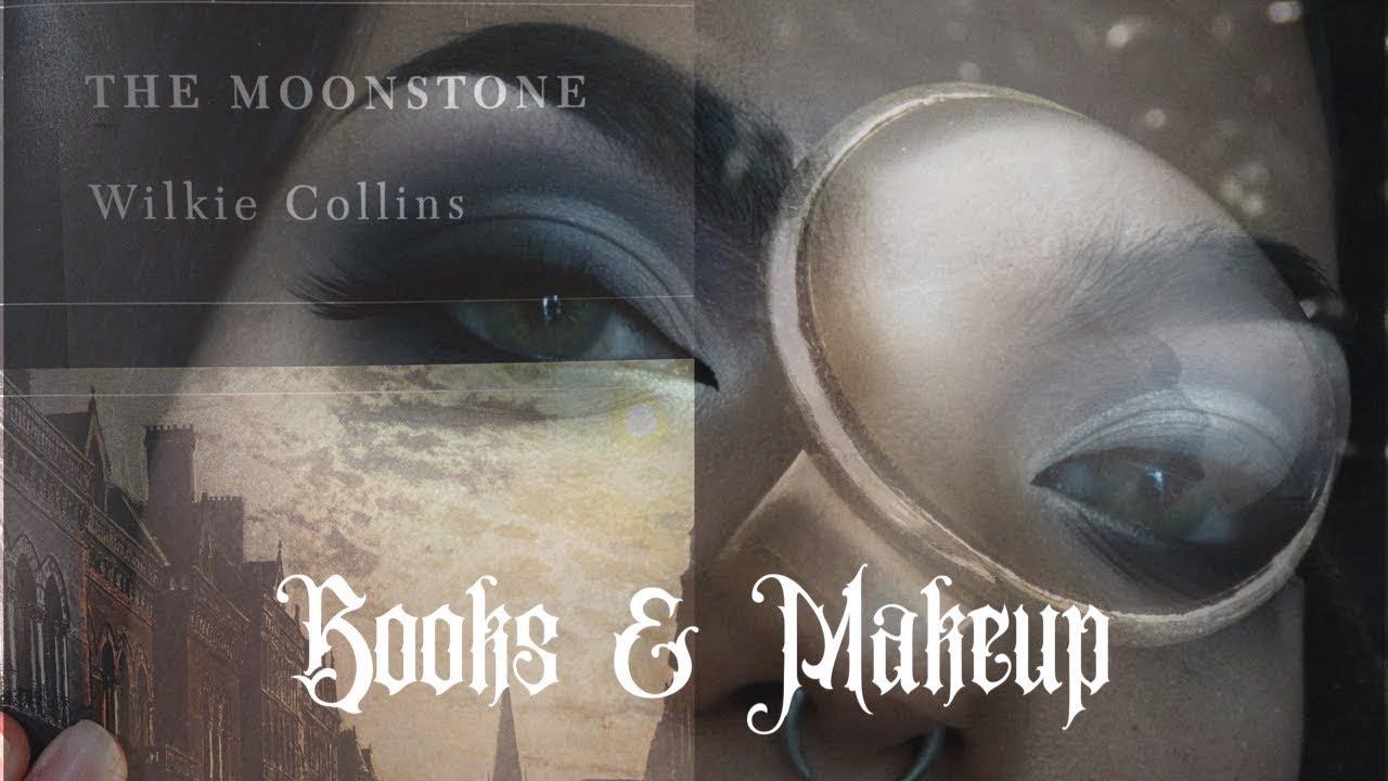 The Moonstone   Makeup & Books