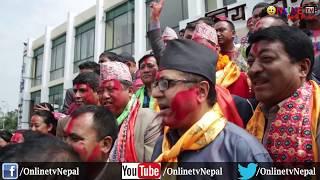काठमाण्डौका मेयर बिद्यालाई रञ्जुको बधाई संगै चेतावनी - Ranju Darshana Give Congratulations to Mayar