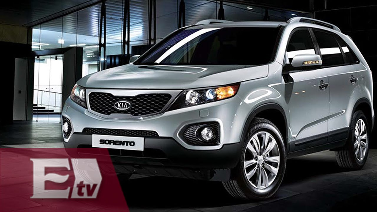 Kia Motors Comercializar En M Xico Tres Modelos En Julio