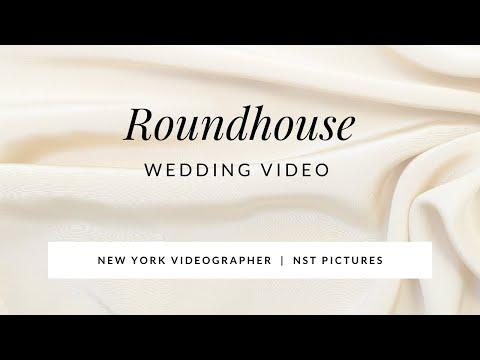 Beacon New York Wedding Videographer | The Roundhouse Beacon Wedding Video