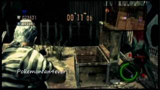 A Mostly Resident Evil 5 Youtube Poop Barf/Robot Chicken-esque video (6th): Jill can dance