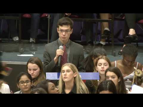 Royal Russell School International Model United Nations - General Assembly