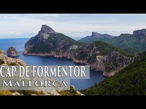 Мыс Форментор МАЙОРКА Испания | Cap De FORMENTOR Mallorca - Spain