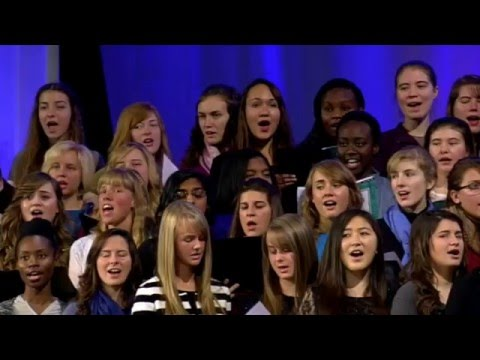 GYC 2015 - Here I Am, Lord (GYC Choir)