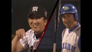 藤川 vs カブレラ & 小笠原 720p