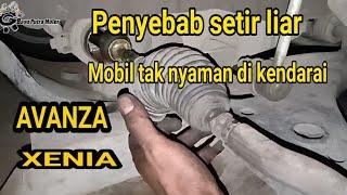 ANALISA PENYEBAB RASA TAK NYAMAN PADA SETIR MOBIL AVANZA & XENIA  #Bayuputramotor