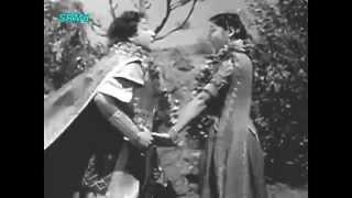 GAYE HUM AB NACHE HUM - SUHAAG 1958 - TAMIL HINDI REMIX