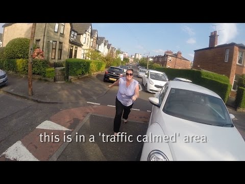 Random cycling moments in Glasgow May 2016