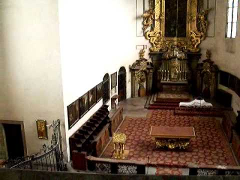 Inside Old Royal Palace: All Saints Chapel
