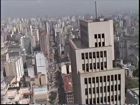 São Paulo public transit and street scenes 1999