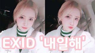 EXID(이엑스아이디) - Lady(내일해)│K-POP Dance Cover