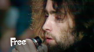 FREE - Mr. Big (Doing Their Thing, 1970) Official Live Video
