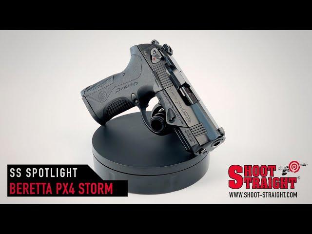 Beretta PX4 Storm - Shoot Straight Spotlight