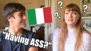 EXPLAINING ITALIAN IDIOMS I
