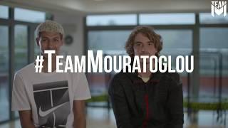 Team Mouratoglou presentation