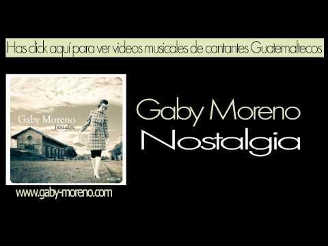 Gaby Moreno - Nostalgia ( Album